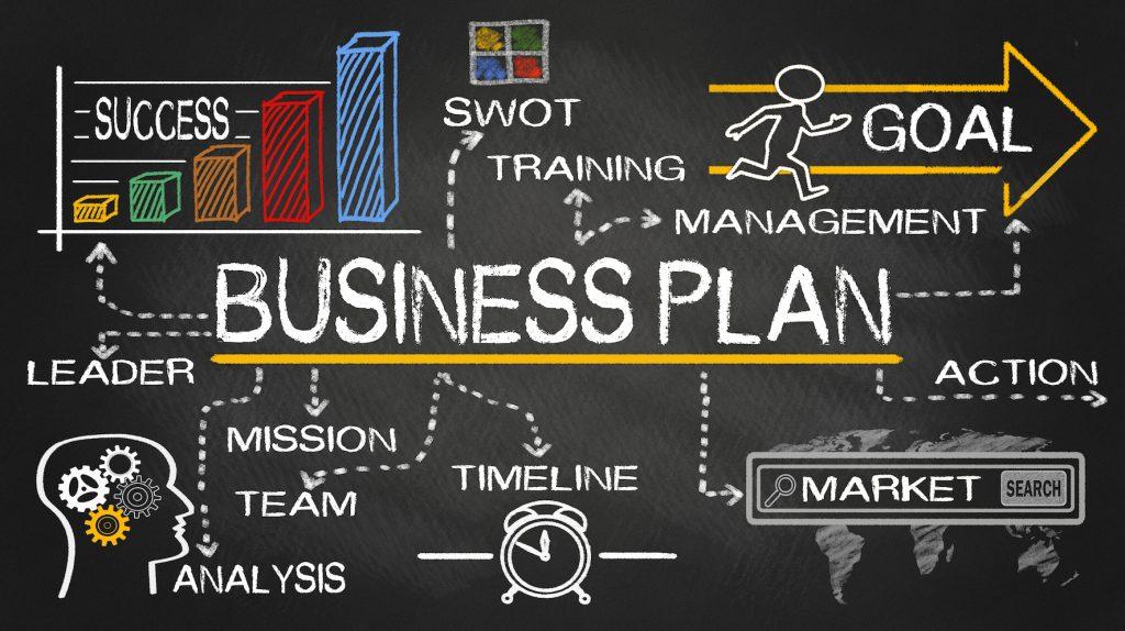 نوشتن طرح جامع کسب و کار