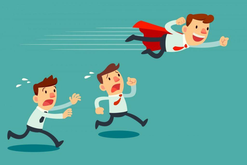 3 راه کارآمد برای رقابت با غول های صنعت
