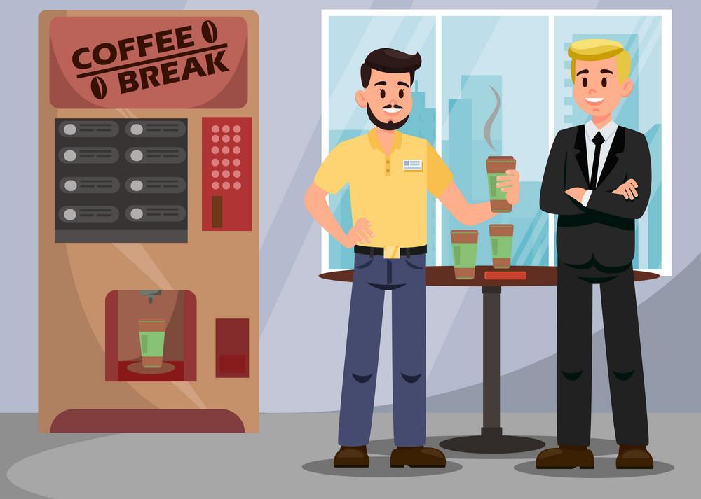 با کارمند جدید وارد وقت بگذرانید